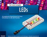 Lernpaket LEDs, 18 Bauteile + Experimentieranleitung mit 60 Schaltungen