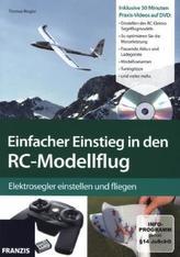 Einfacher Einstieg in den RC-Modellflug, m. DVD