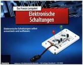 Lernpaket Elektronische Schaltungen selbst entwickeln und aufbauen, 1 CD-ROM + 49 elektronische Bauteile + 192-seitiges Handbuch