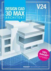 Design CAD 3D Max Architekt V24, CD-ROM