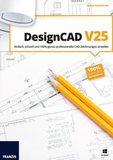 Design CAD V25, CD-ROM
