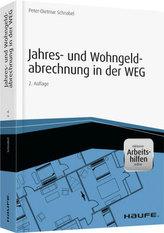 Jahres- und Wohngeldabrechnung in der WEG- inkl. Arbeitshilfen online