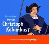 Wer war Christoph Kolumbus?, 2 Audio-CDs