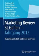 Marketing Review St. Gallen - Jahrgang 2012