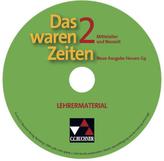 Mittelalter und Neuzeit, Lehrermaterialien, 1 CD-ROM