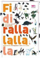 Fidirallalallala, Audio-CD