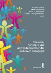 Theorien, Konzepte und Anwendungsfelder der inklusiven Pädagogik