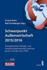 Schwerpunkt Außenwirtschaft 2015/2016 (f. Österreich)