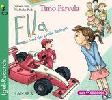 Ella und das große Rennen, 3 Audio-CDs