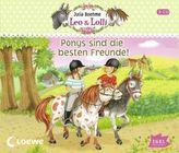 Leo & Lolli - Ponys sind die besten Freunde, 2 Audio-CDs