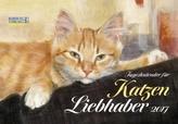 Tageskalender für Katzenliebhaber 2017