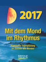 Mond Abreißkalender 2017