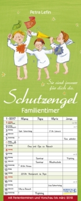 Familientimer Schutzengel 2017