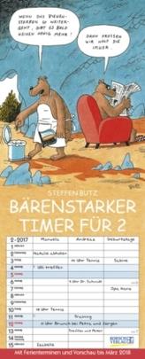 Bärenstarker Timer für 2 2017