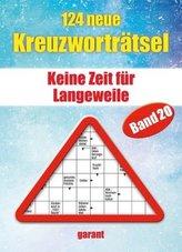 124 neue Kreuzworträtsel. Bd.20