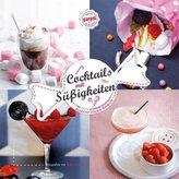 Cocktails mit Süßigkeiten