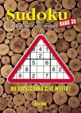Sudoku. Bd.35