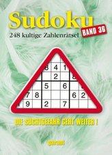 Sudoku. Bd.36