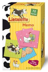 Lieselotte Memo-Spiel (Kinderspiel)