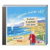 Warum immer ich? - Trotzen & motzen mit Jona, Audio-CD
