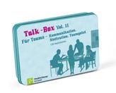Talk-Box (Kartenspiel), Für Teams. Vol.11