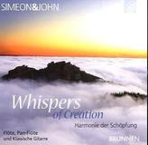 Whispers of Creation, 1 Audio-CD