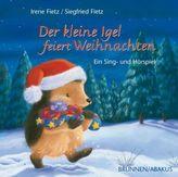 Der kleine Igel feiert Weihnachten, Audio-CD