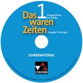 Frühgeschichte und Antike, Lehrermaterial, CD-ROM
