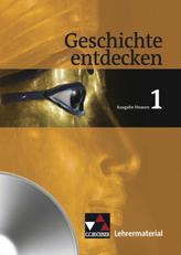 6. Jahrgangsstufe, Lehrermaterial, CD-ROM