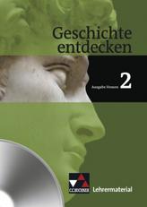 7. Jahrgangsstufe, Lehrermaterial, CD-ROM