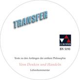 Vom Denken und Handeln, Lehrerkommentar, CD-ROM