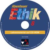 8. Jahrgangsstufe, Lehrermaterial auf CD-ROM