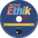 10. Jahrgangsstufe, Lehrermaterial auf CD-ROM