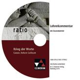 Krieg der Worte, Lehrerkommentar, CD-ROM
