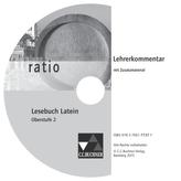 Oberstufe 2, Lehrerkommentar mit Zusatzmaterial, CD-ROM