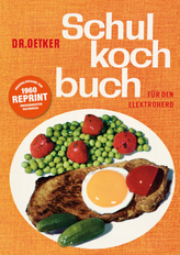 Dr. Oetker Schulkochbuch für den Elektroherd