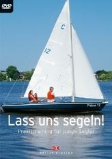 Lass uns segeln!, DVD