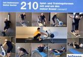 210 Spiel- und Übungsformen mit und um den Indoor Rower concept2, m. CD-ROM