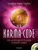 Der Karma-Code, m. Audio-CD