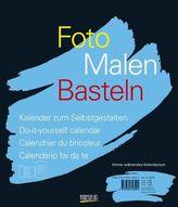 Foto, Malen, Basteln, schwarzer Karton (35 x 30 cm)