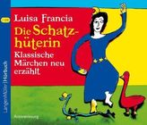 Die Schatzhüterin, 2 Audio-CDs