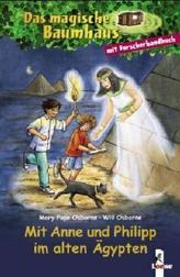 Das magische Baumhaus - Mit Anne und Philipp im alten Ägypten