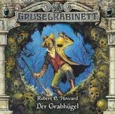 Der Grabhügel, Audio-CD