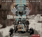 V8 - Komm, wenn du dich traust!, 2 Audio-CDs. Folge.1