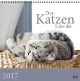 Der Katzenkalender 2017