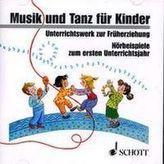 Hörbeispiele zum ersten Unterrichtsjahr, 2 Audio-CDs