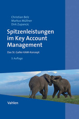 Spitzenleistungen im Key-Account-Management