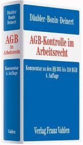 AGB-Kontrolle im Arbeitsrecht