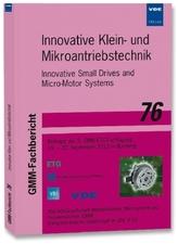 Innovative Klein- und Mikroantriebstechnik, m. CD-ROM