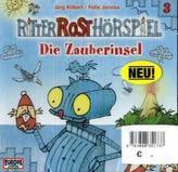 Ritter Rost Hörspiel - Die Zauberinsel, Audio-CD